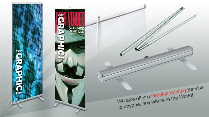 NEW Portable Graphic Displays