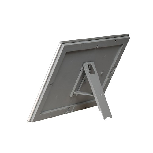 14mm Click 'Counter Standing' Frame, Silver (A6, A5)