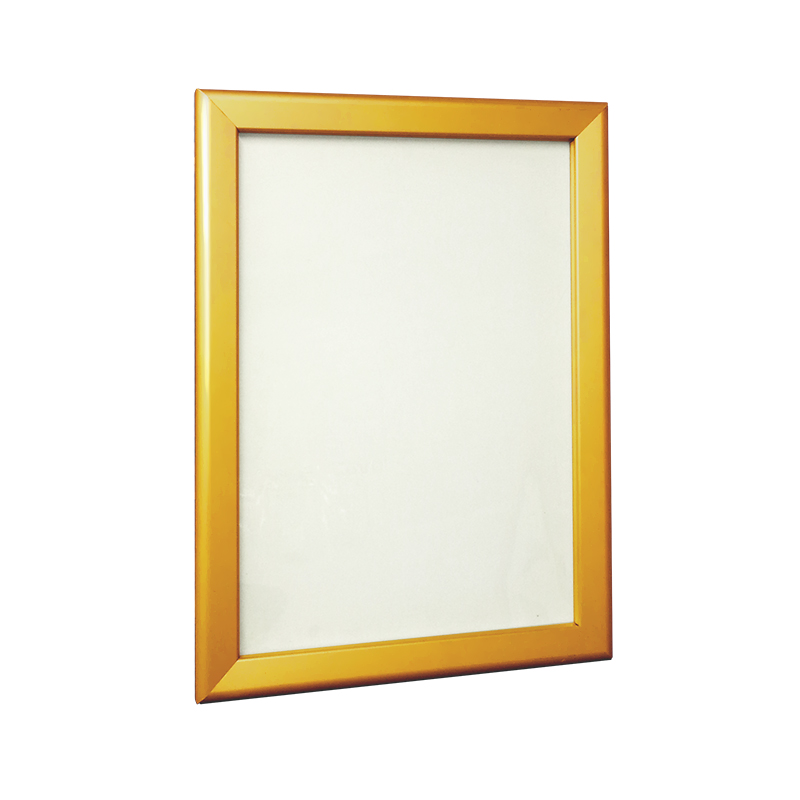 25mm Click Frame, Gold (A4, A3, A2, A1)