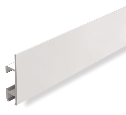 "Clip Rail Max, White 2m (6ft 6"")"