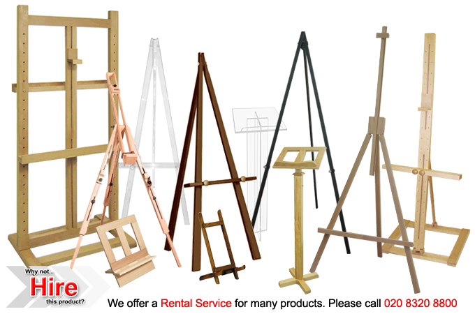 art estuff com artist display easels