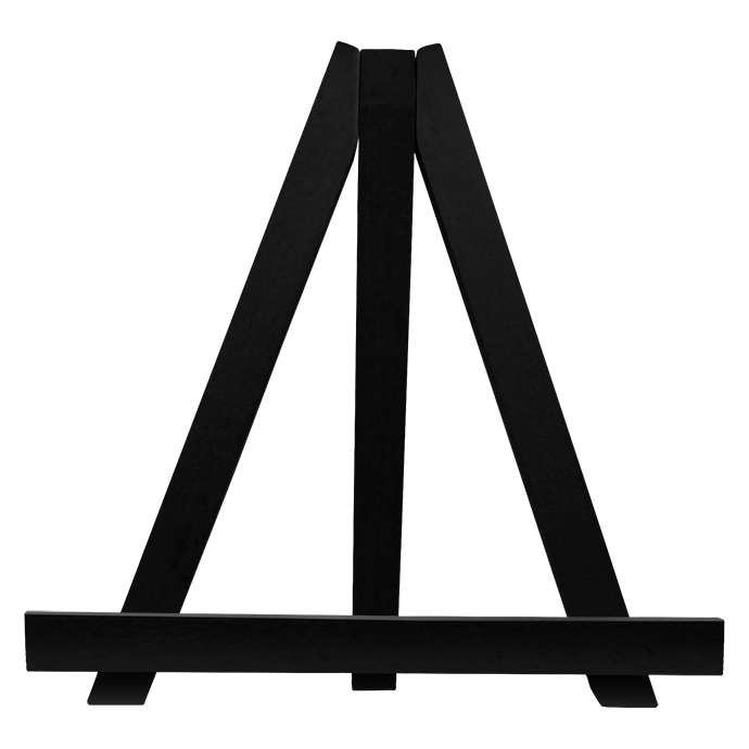 NEW* Greco Easel, black, 30cm
