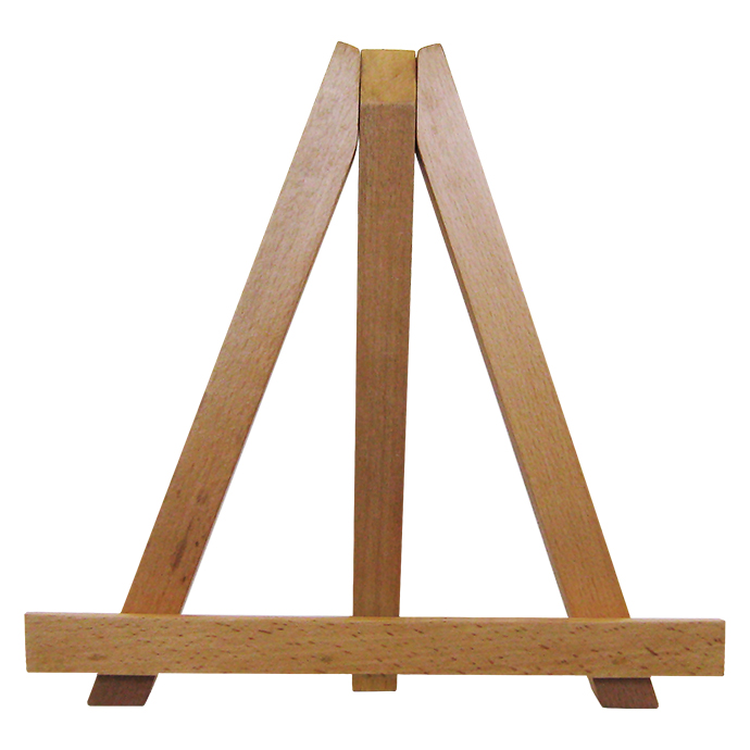 NEW* Greco Easel, beech wood, 30cm