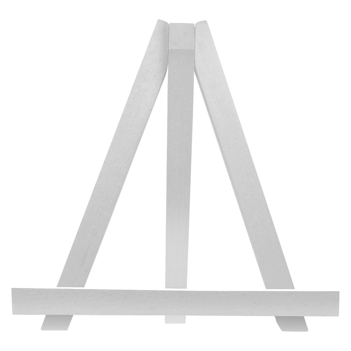 NEW* Greco Easel, white, 30cm