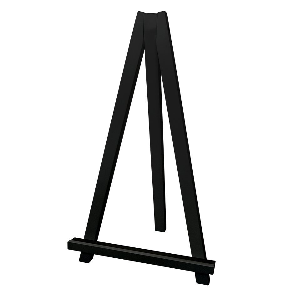 NEW* Greco Easel, black, 50cm