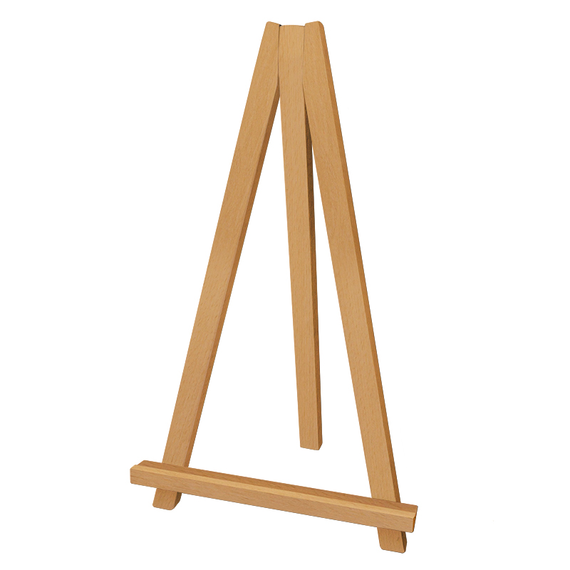NEW* Greco Easel, beech wood, 50cm