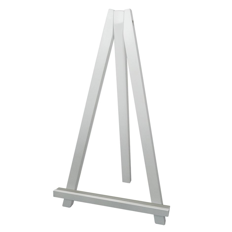 NEW* Greco Easel, white, 50cm