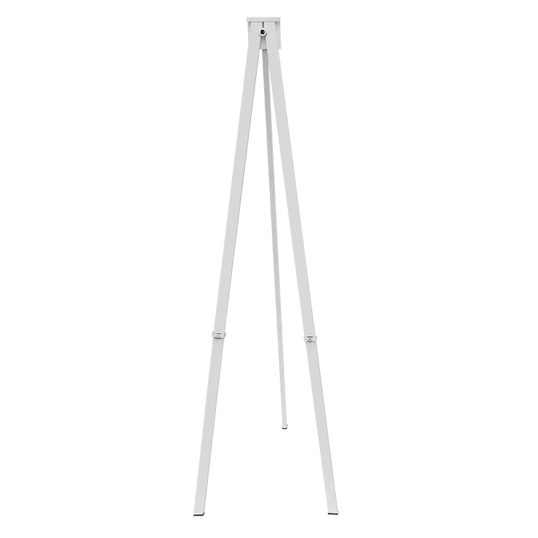 NEW* Greco Easel Metal, white, 250cm