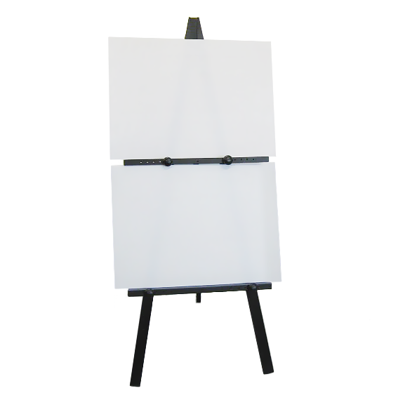 "Greco ""Double"" Easel Wood, 160cm"