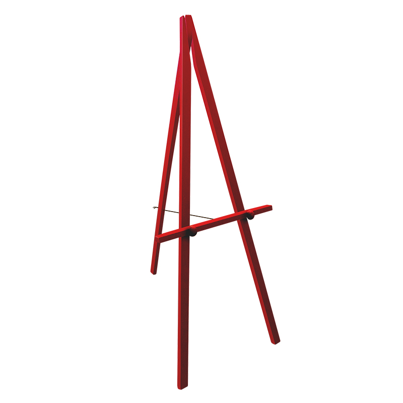 Greco Easel, red, 160cm