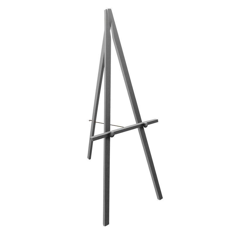 Greco Easel, silver, 160cm