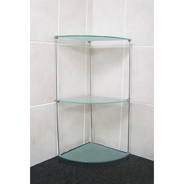 Kitchen Shelf, Round Edge