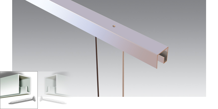 • P-Rail Ceiling System - Heavy Duty