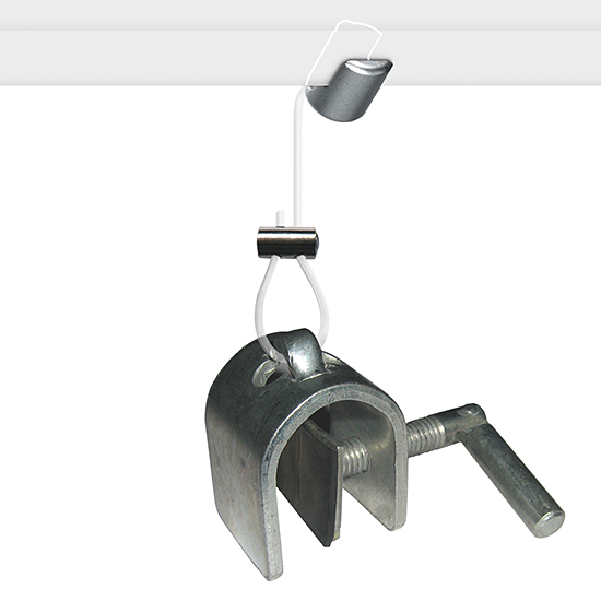 Suspended Ceiling Hanging 'Perlon' Kit (Panel Clamp)