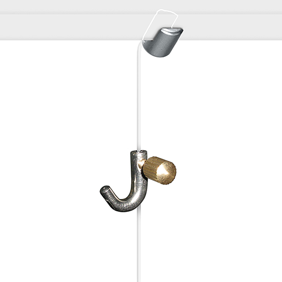 Suspended Ceiling Hanging 'Perlon' Kit (Mini Hook)