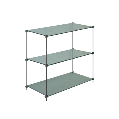 Table-top Glass Unit, 30 x 100