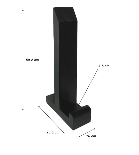 Window / Table Easel Dimensions