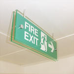 Signage Systems & Wall Supports