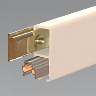 Clip-Rail Lighting, Straight Connector