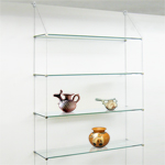 Exhibition Panel Shelves, Also For Hire