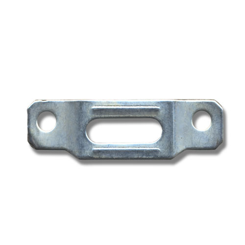Security Fixing Bracket steel ZP (x1000)