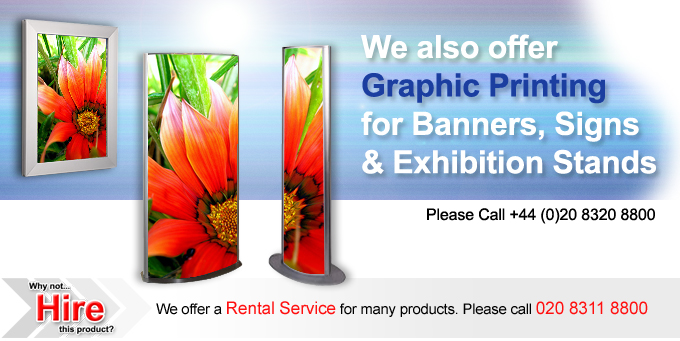 Light Box - Expo Displays