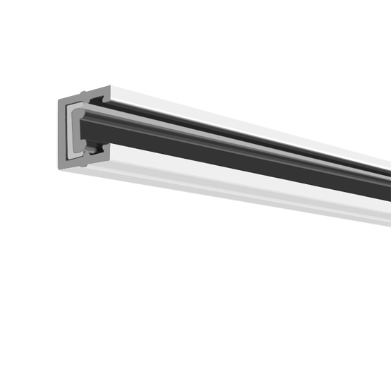 System 161 Lighting Track, white 2m