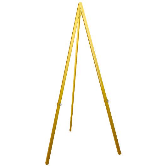 Greco Easel Metal, Gold, 160cm