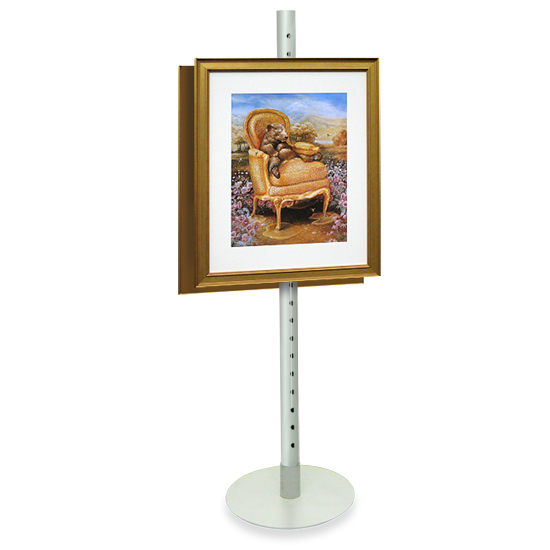 Picture Hanging Easel, Metal