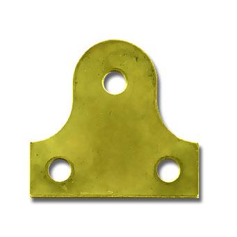Art Estuff Com Mirror Plate Steel Brass