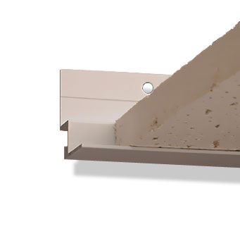 "Suspended Ceiling Picture Hanging Rail, 3m (9ft 10"")"