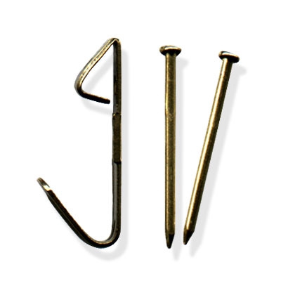 Picture Hook standard, with pins
