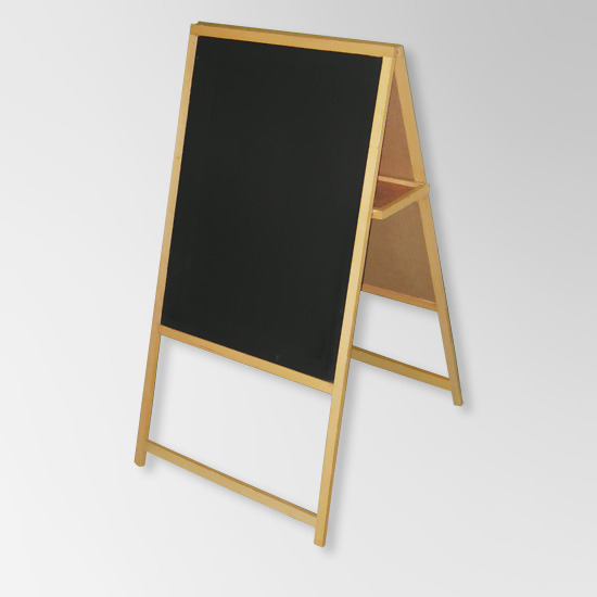 Chalk Sandwich Board (A1)