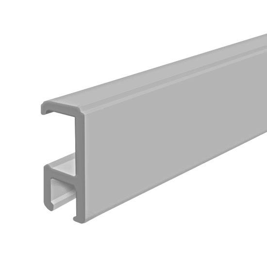 "Clip Rail Smart, Silver 3m (9ft 10"")"